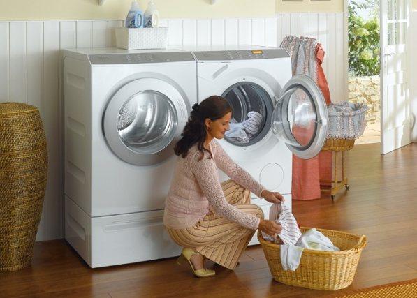 Hướng dẫn cách xử lí máy giặt Samsung không quay tại nhà